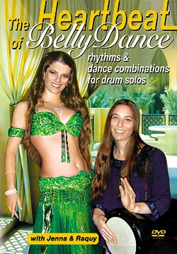 The Heartbeat of Belly Dance DVD cover