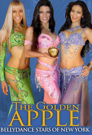 The Golden Apple DVD cover